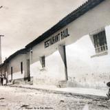 Escena callejera Ixtapan de la Sal, México .