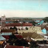 Vista de la Poblacion.