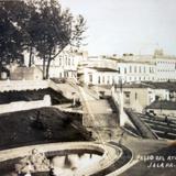 Paseo del Ayuntamiento ( Circulada el 6 de Diciembre de 1939 ).