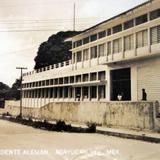 Escuela presidente Aleman.