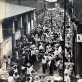 Un dia de Plaza ( Circulada el 13 de Noviembre de 1942 ).