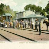 Estación del Ferrocarril Internacional