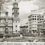 Catedral y edificios adyacentes