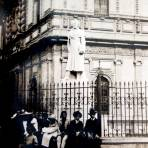 Monumento a Humboldt Ciudad de México.