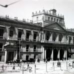Colegio de Mineria Ciudad de México.