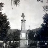 Monumento a la Benito Juarez.