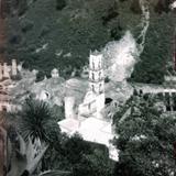 La Iglesia Por el Fotógrafo Hugo Brehme.