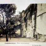 Muros de La Catedral.