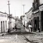 Calle Guerrero.