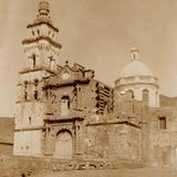 La Parroquia de San Miguel Arcángel con su Cúpula Nueva (Cortesía: María Ninfa González)