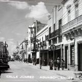 Calle Juarez.