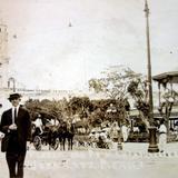 La Plaza.