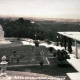 Panorama desde el Castillo de Chapultepec Por el fotografo Hugo Brehme.
