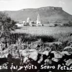 Vista desde el Cerro Petacal.
