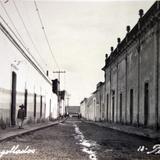 Calle Degollados.