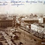 Panorama  las cupulas de las fabricas  universales. - Ciudad de México, Distrito Federal