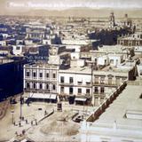 Panorama Vista Parcial lado norte. - Ciudad de México, Distrito Federal