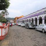 Calle Ayuntamiento - Santiago Tuxtla, Veracruz