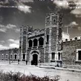 Fachada de La Penitenciaria del Estado.