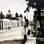Prolongacion de la Avenida Madero.