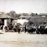 Plaza 15 de Julio ( Circulada el 11 de Julio de 1927 ).