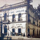 Hotel San Carlos. - Durango, Durango