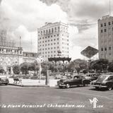 Plaza de Armas, Palacio Municipal y edificios aledaños