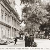 Palacio de Gobierno y Plaza Principal