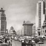 Avenida Juárez y Paseo de la Reforma