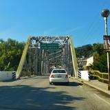 Puente Tamazunchale, sobre el río Moctezuma.