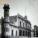 Cuartel en Peralvillo.