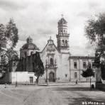 Santuario de Guadalupe, también conocido como Templo de San Diego