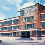 Centro escolar Presidente Miguel Alemán