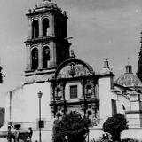 Templo del Hospitalito Irapuato 1948