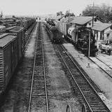 Estación del Tren de Irapuato, Irapuato 1954