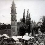 La Iglesia de Tlaltenango..