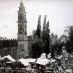 La Iglesia de Tlaltenango..