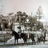 Monumento aHidalgo ( Circulada el 20 de Junio de 1939 ).