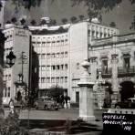 Hoteles ( Fechada 13 de Junio de 1957 ).