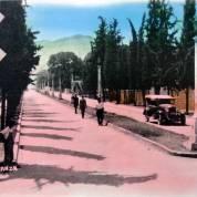 Avenida E Carranza.