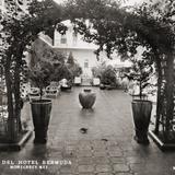 Patio del Hotel Bermuda