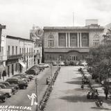 Plaza Zaragoza y Casino de Monterrey