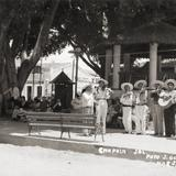 Mariachi en la plaza