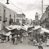 Lugar típico del mercado
