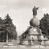 Monumento a Colón y Pase