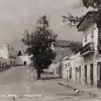 Calles de Jacala