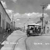 Calle de Juárez