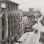 Calle Escobedo y Hotel Colonial