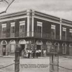 Lugar donde estaba el puesto de comida de Joseph Jefferson