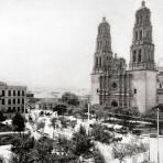 Catedral y Plaza de Armas